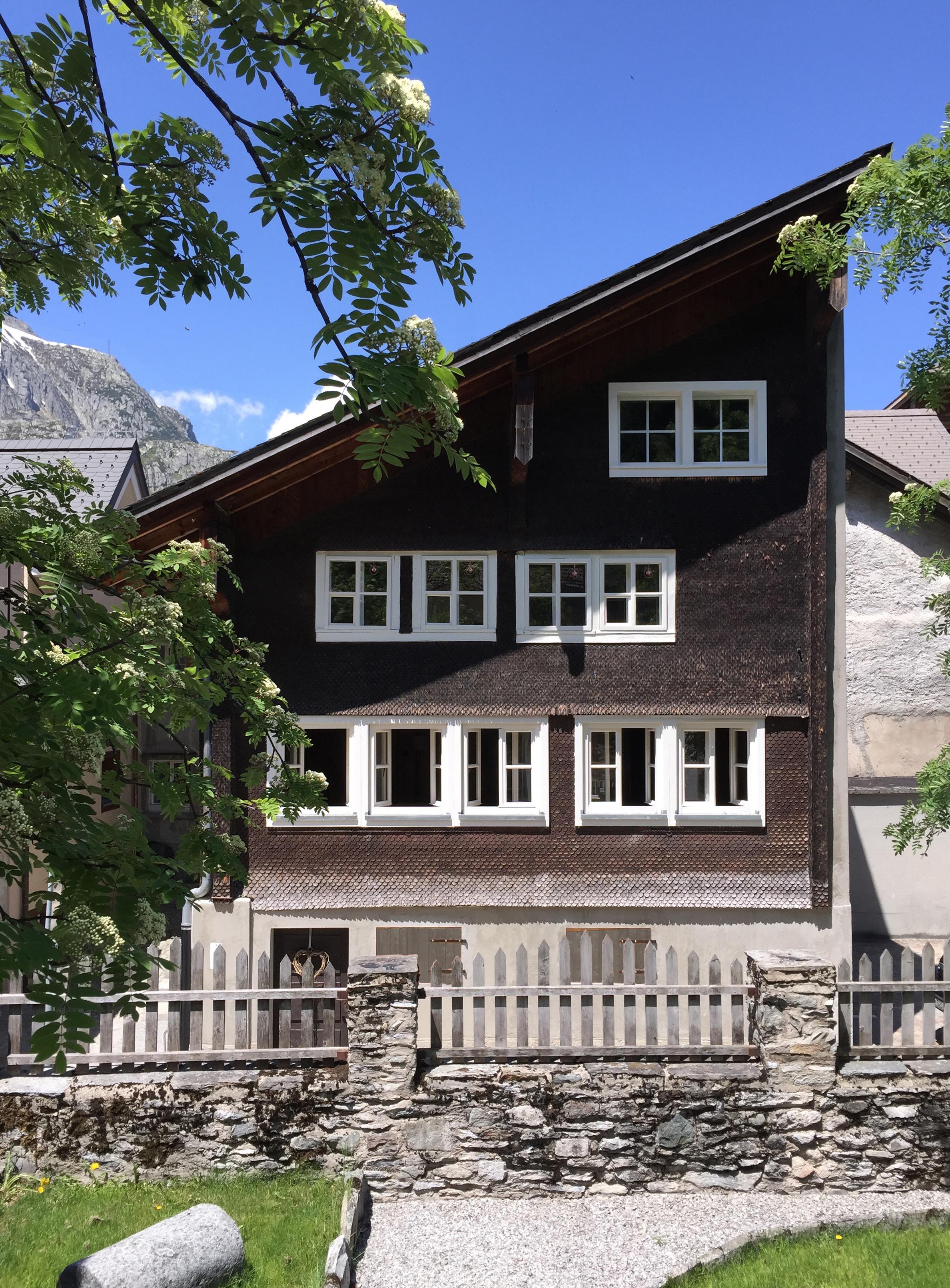Andermatt Chalet - Holiday House for RentAndermatt Chalet ...